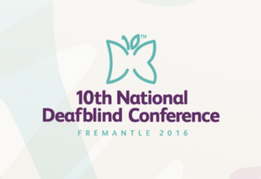 Australia's 10th National DeafBlind Conference 2016